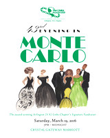 The Links, Inc.: 43rd Evening in MONTE CARLO